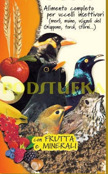 All pet EXTRO FRUIT 2,5kg