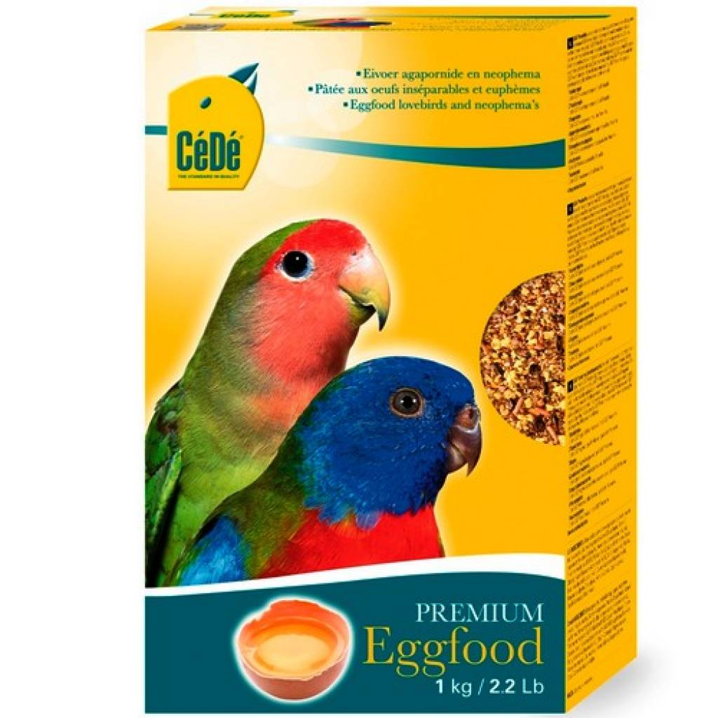 CéDé MIX FOR AGAPORNIS & PARAKEETS 1kg
