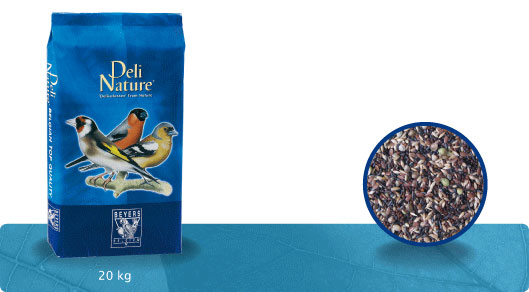 Deli Nature 48-SISKIN & GOLDFINCH 4kg