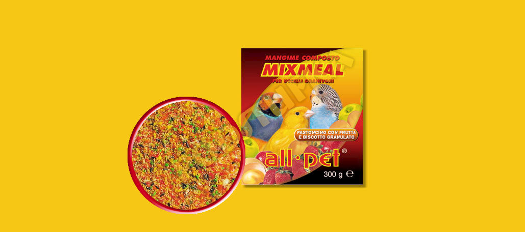 All pet MIX MEAL 1kg