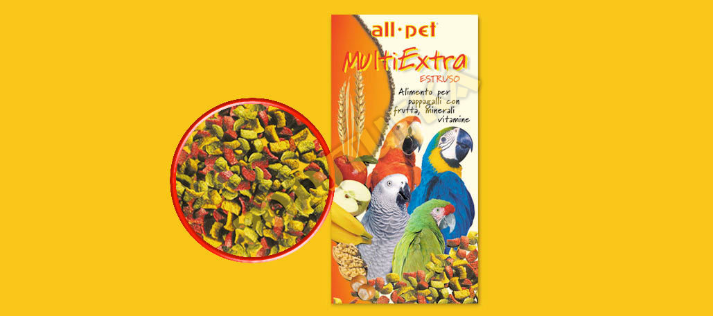 All pet MULTIEXTRA 2,5kg