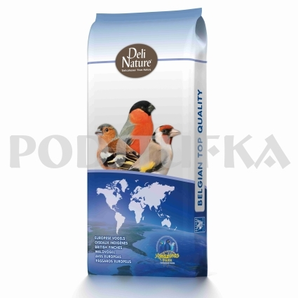 Deli Nature 96-BULLFINCH 15kg+10% zdarma