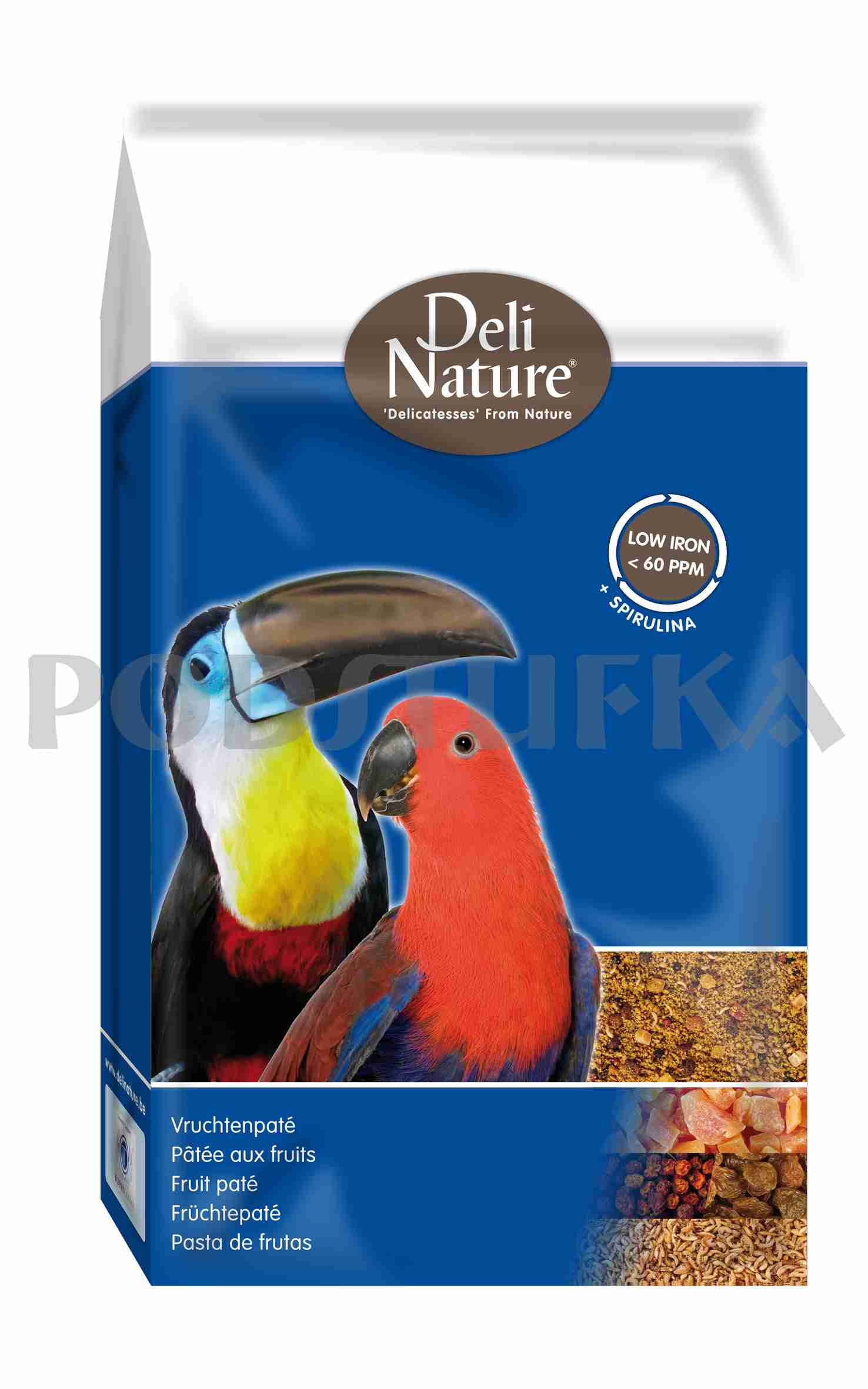 Deli Nature FRUIT PATÉ 10kg