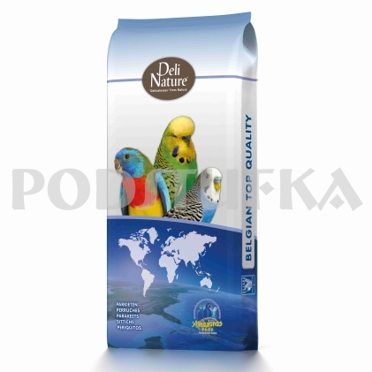 Deli Nature 11-BUDGIE COLORMIX 20kg