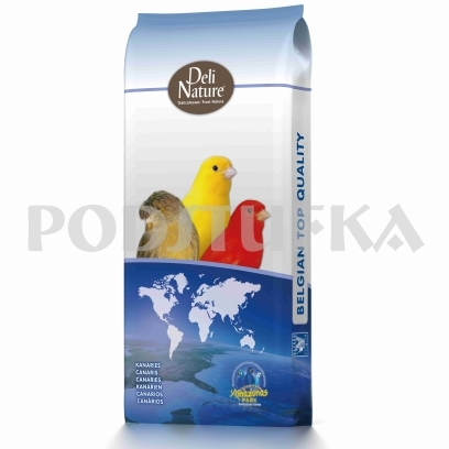 Deli Nature 80-CANARIES BREEDING 20kg